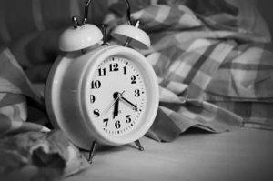 slaaptijd bepalen