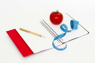 dieet dagboek
