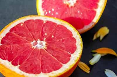 grapefruit open