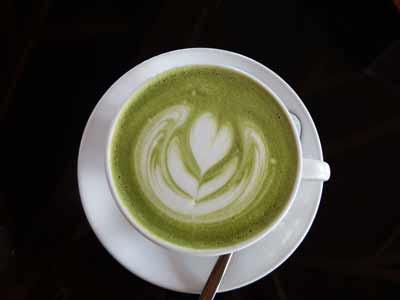 groene thee beschermt hart