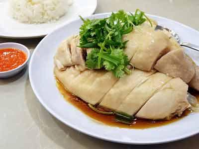 kip rijst