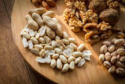 gezonde suikers noten